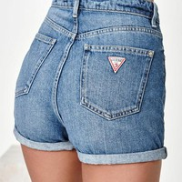 DCCKJH6 Guess x Denim Mom Shorts