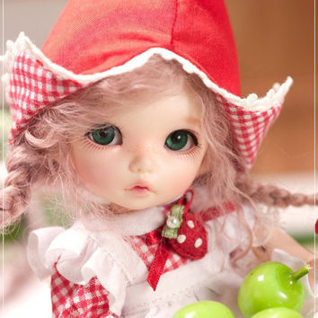 OUENEIFS bjd/sd Dolls Fairyland pukifee ante 1/8 bjd sd doll model reborn baby girls boys dolls eyes High Quality toys shop