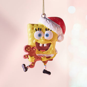 Spongebob Ornament | Urban Outfitters
