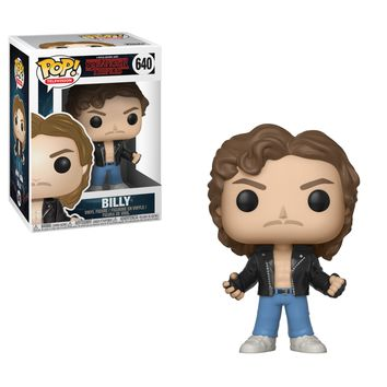 POP! Vinyl - Stranger Things - Billy #640