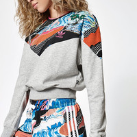 adidas LA Crew Neck Sweatshirt at PacSun.com