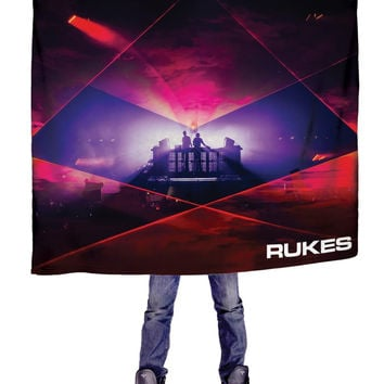 RUKES Showtime Blanket