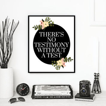 Quote Print, Digital Wall Art, Printables, Christian Quote, Typography Print, Motivational, Quote Print, Instant Download, Digital Download