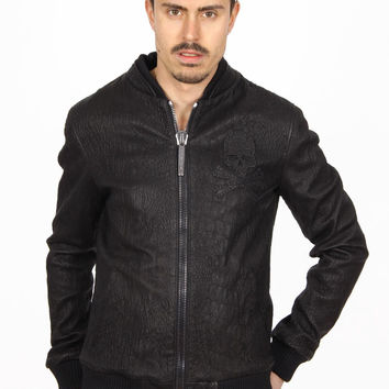 Philipp Plein mens jacket HM211281 BLACK