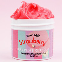 Strawberry Fairy Floss Ice Cream Lotion