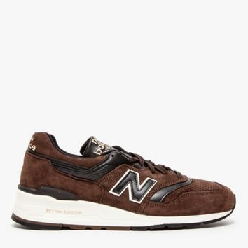 New Balance 997 in Brown
