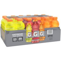 Gatorade G-Series Perform 02 Thirst Quencher, Variety Pack, 20 oz Bottle - Walmart.com