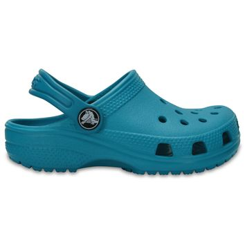 Beauty Ticks Crocs Turquoise Adult Classic Clog