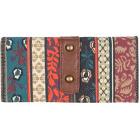 Mixed Media Wallet 195447957 | Wallets | Tillys.com