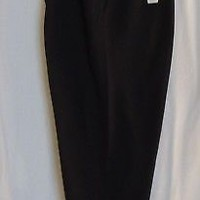 JMS Sweat Pants 5X 30w-32w  New Black