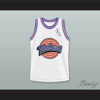 Space Jam Bugs Bunny 1 Tune Squad Basketball Jersey with Bugs Bunny Patch