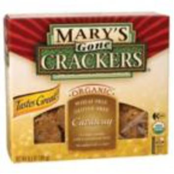 Mary's Gone Crackers Caraway Crackers Gluten Free (12x6.5 Oz)