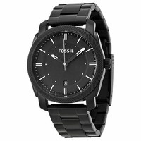 Fossil Mens FS4775 Black Band and Dial Watch
