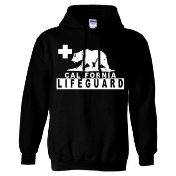 California Lifeguard Sweatshirt Hoodie