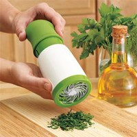 Microplane Herb Mill, Fresh Herb Grinder, Herb Chopper | Solutions