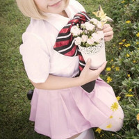 Commission Request Blue Exorcist-Shiemi school uniform Costume CP153455