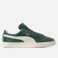 Puma States Shoes - Pine Green at Urban Industry