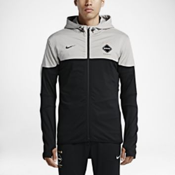 Nike NikeLab F.C. Real Bristol Dri-FIT Knit Full-Zip Men's Hoodie