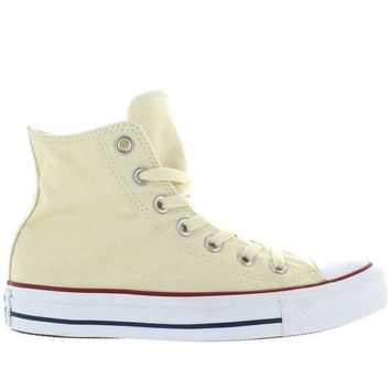 DCKL9 Converse All-Star Chuck Taylor High Top - Natural White Canvas High Top Sneaker