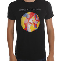 Balance And Composure The Things We Think We're Missing T-Shirt