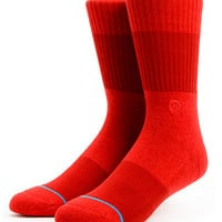 Stance Spectrum Red Socks