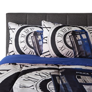 Exclusive Doctor Who PIllow Cases