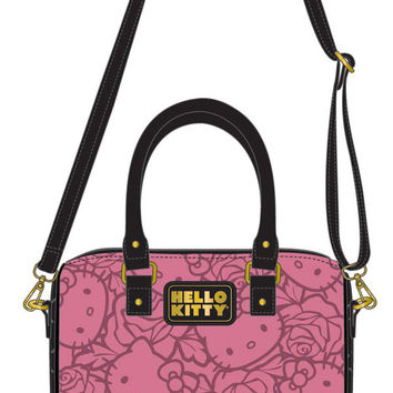 Hello Kitty Rose Lounge Fly Handbag