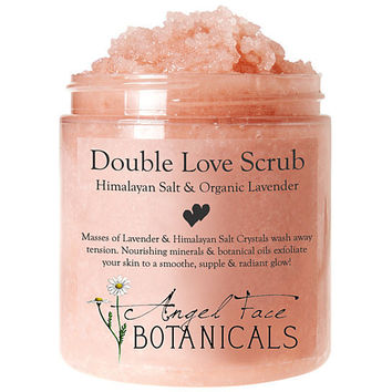 Double Love Body Scrub with Himalayan Salt