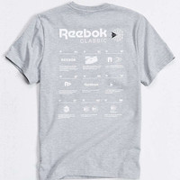 Reebok F Pocket Tee - Urban Outfitters