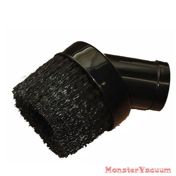 "Special Purchase - Black Nylon Dust Brush Fit 1.25"" Attachment Vacuum Tools Rexair Rainbow Shop Vac"