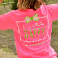 Jadelynn Brooke Project Happy Tee
