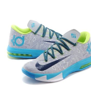 2017  Nike Zoom KD 6  Kevin Durant  Ⅵ   Basketball Shoes