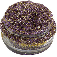 Lumikki Cosmetics Glitter For Eyeshadow / Eye Shadow / Eyes / Face / Lips / Nails Makeup - Compare to NYX - Shimmer Makeup Powder - Holographic Cosmetic Loose Glitter (Venus in Furs)