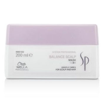 SP Balance Scalp Mask (For Scalp and Hair) - 200ml/6.67oz
