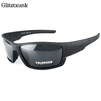 Men Polarized Sunglasses Designer Sport sunglasses Driving Fishing Sun Glasses Black Frame Eyewear Accessories
