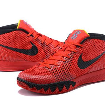 Nike Kyrie 1 Red/Black Basketball Shoe US7-12