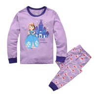 Winter Children Cotton Sleeve Home Set [6324909444]