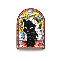 Virgin Kitty Pin