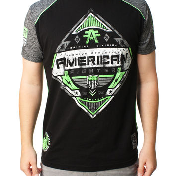 American Fighter Men's Minnesota Angled Graphic T-Shirt