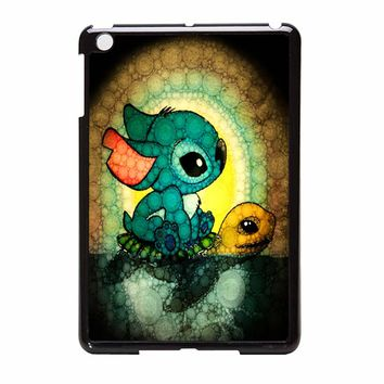 Swimming Stitch iPad Mini Case