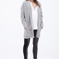 Oversized Two-Tone Blazer