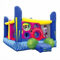 Jump'N Dodgeball Inflatable Bounce House