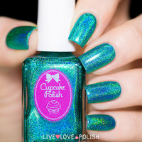 Cupcake Polish Water You Doing Nail Polish (Berry Patch Collection) (PRE-ORDER | ORDER SHIP DATE: 10/31/15)