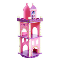 Levels of Discovery Princess Revolving Bookcase - LOD20044
