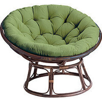 Product Details - Papasan Chair & Frame - Brown