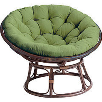 Pier 1 Imports - Product Details - Papasan Chair & Frame - Brown