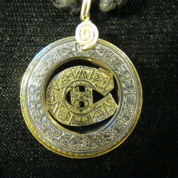 Montreal Canadiens Necklace made with 1silver coin and 1surgical steel coin