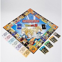 Dragon Ball Z Monopoly - Spencer's