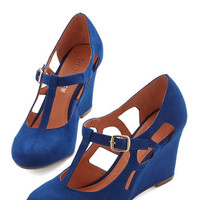 Chelsea Crew Fresh Blueberry Fields Wedge