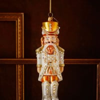 Royal Nutcracker Christmas Ornament - Jay Strongwater